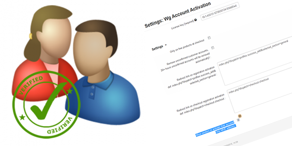 Account Activation CS-Cart add-on