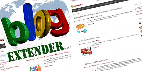 cs-cart blog extender