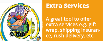 Extra Services v4 addon for CS-Cart