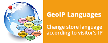 Major update of GeoIP Languages - addon for CS-Cart