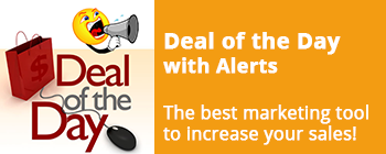 Major update of Deal of the Day with Alerts - addon for CS-Cart has been released!