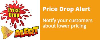 Major update of Price Drop Alert - addon for CS-Cart has been released!