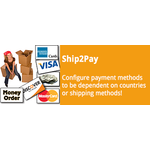 Meet Ship2Pay - addon for CS-Cart 4.12.x with new improvements!