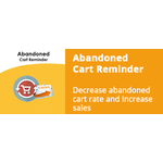 update of Abandoned cart Reminder - addon for CS-Cart has been released!