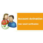 update of Account Activation- addon for CS-Car