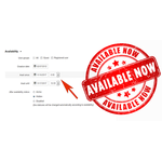 Product Availability Manager CS-Cart add-on loaded with new features!