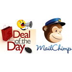 Deal of the Day with Alerts MailChimp