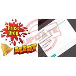 Price Drop Alert CS-Cart add-on