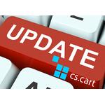 Recent CS-Cart add-on updates