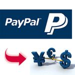 PayPal accept multiple currencies