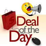 Deal of the day with Alerts