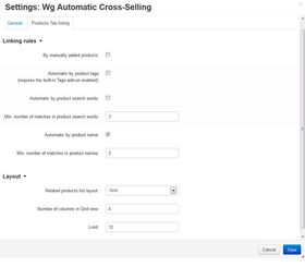 Automatic Cross-Selling v4